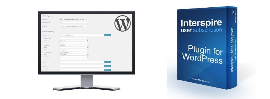 WordPress Plugin for Interspire Email Marketer
