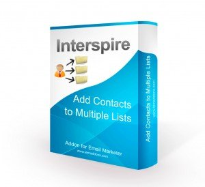 Add Contacts to Multiple Lists