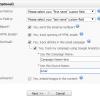 IEM Google Analytics Integration