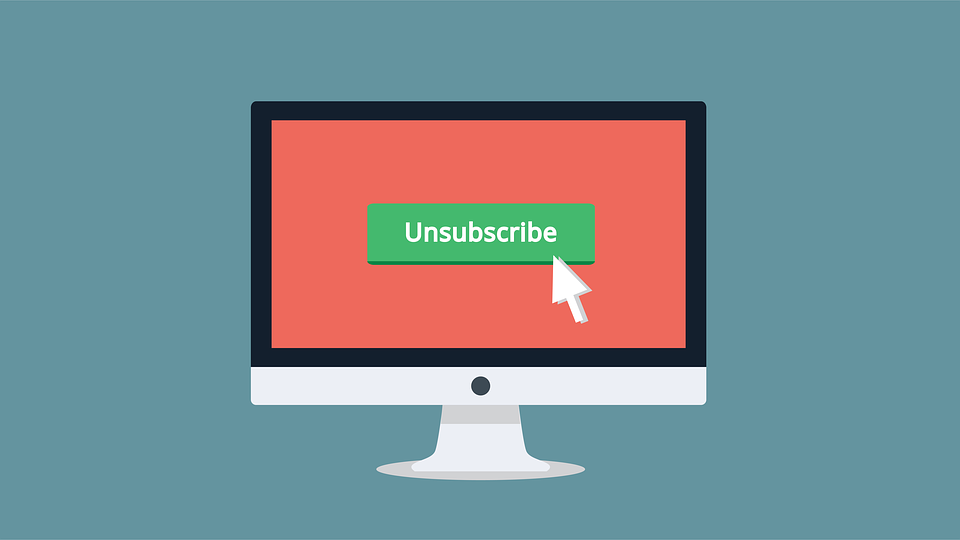 interspire unsubscribe page